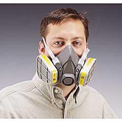 3m 6000 Series Low Maintenance Respirators Half Mask