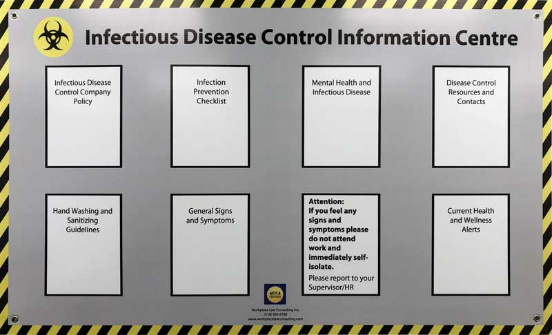 Infectious-Control-Board
