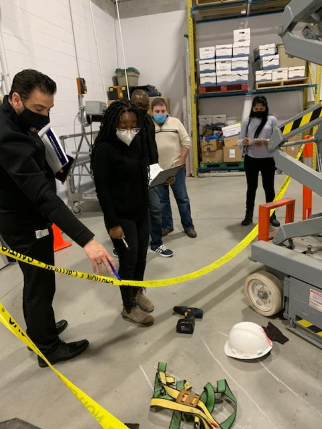 Accident Investigation and Workplace Inspection Training