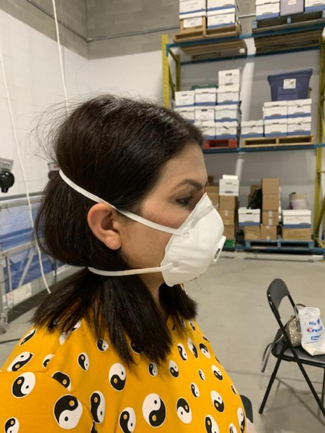 Mask Fit Testing