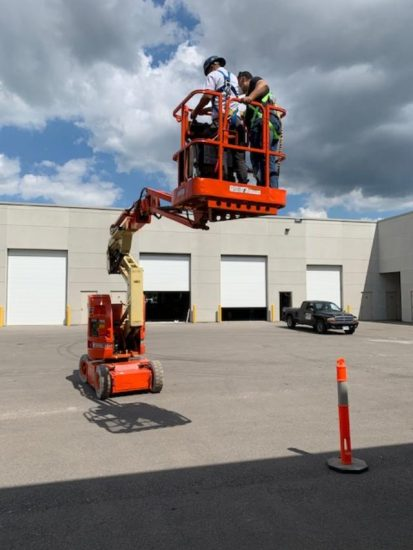 Aerial Work Platform-Boom Lift Training