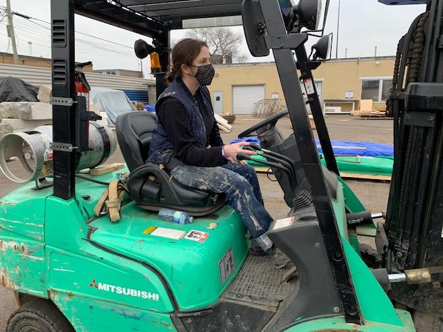 Forklift Operator Training and Certification in Vaughan