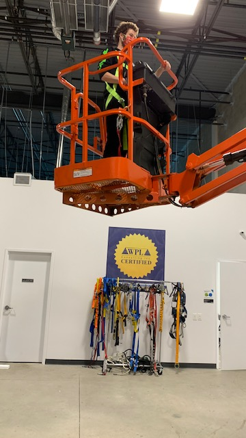 Boom Lift Training in Vaughan, Toronto, Mississauga, Brampton, Markham