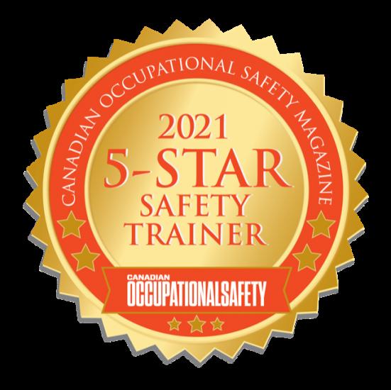 2021 5-Star Safety Trainer