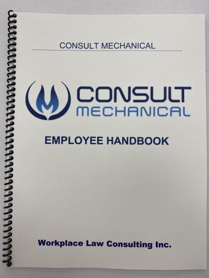 Employee Handbook Development